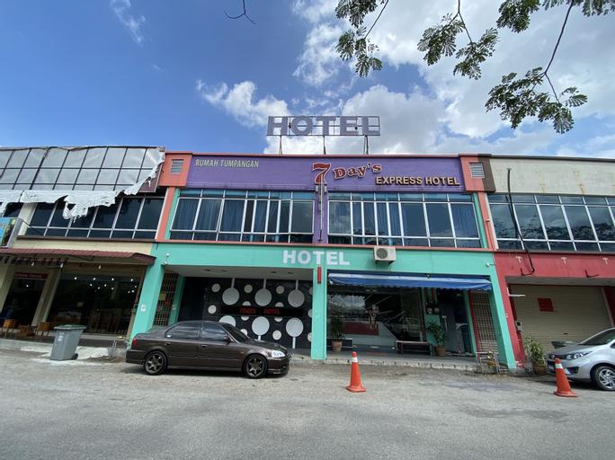7 DAYS EXPRESS HOTEL, Batu Pahat