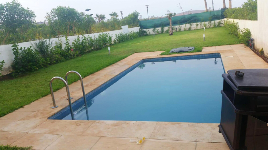 Villa With 3 Bedrooms in Salé, With Private Pool, Enclosed Garden and Wifi, Salé