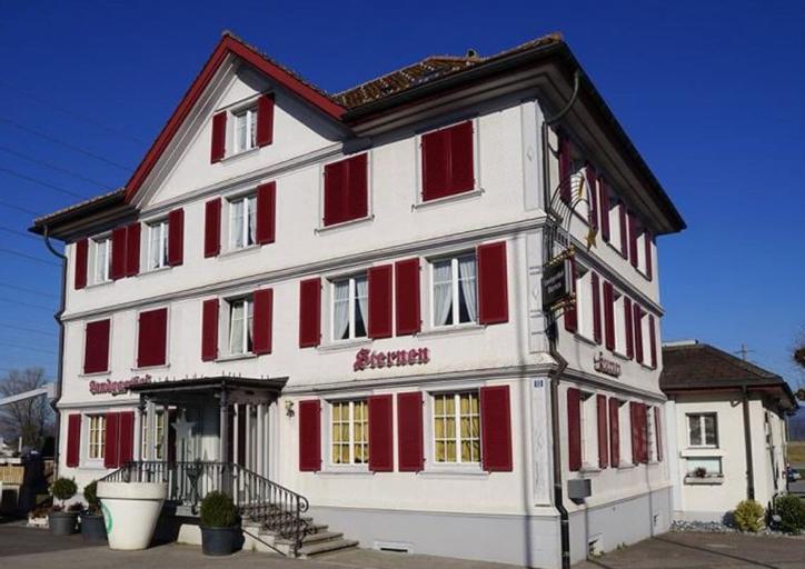 Landgasthof Sternen, March
