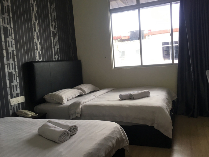 OYO 89856 MF Hotel, Pontian