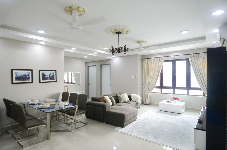 Dahlia Home @ Rafflesia Condominium, Kuala Lumpur