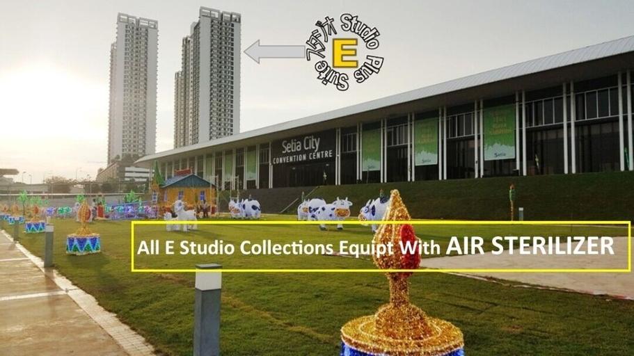 E Studio-Trefoil SetiaCity SetiaAlam, Kuala Lumpur