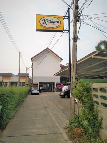 Kritkarn Apartment, Muang Phitsanulok