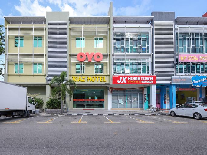 OYO 89839 Riaz Hotel, Kota Melaka