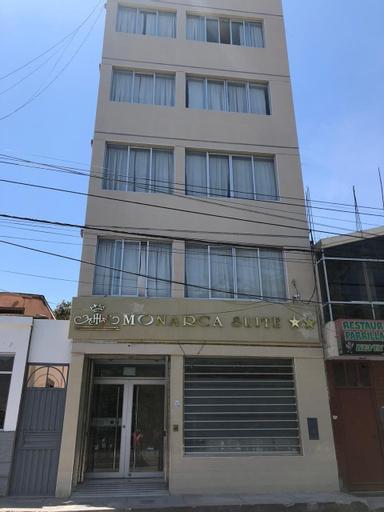 Hotel El monarca suite, Mariscal Nieto