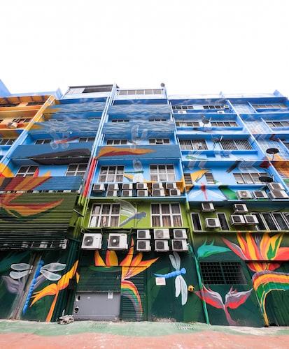 Rich Carlton Bukit Bintang, Kuala Lumpur