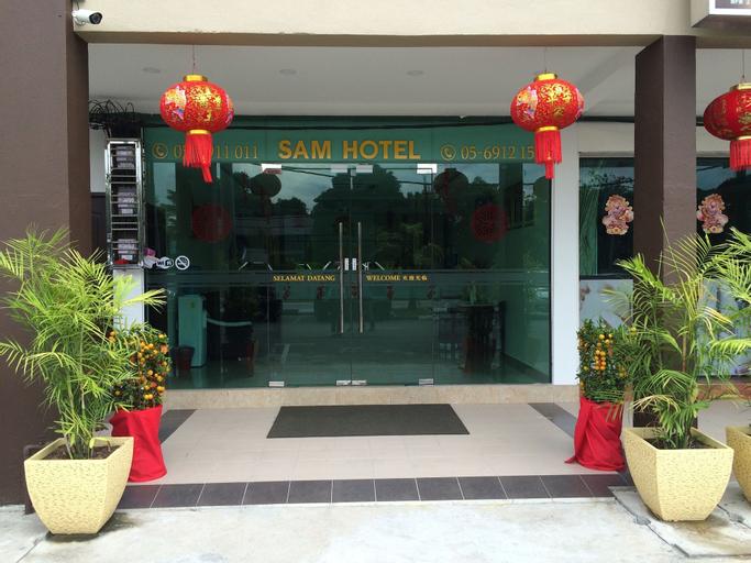 Sam Hotel, Manjung
