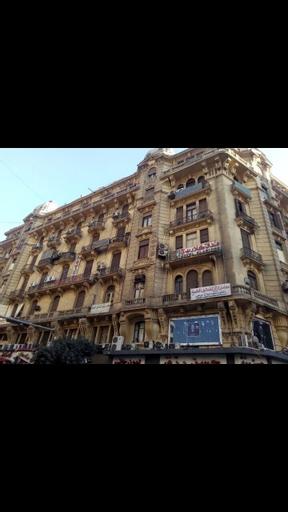 Claridge Hotel, Qasr an-Nil