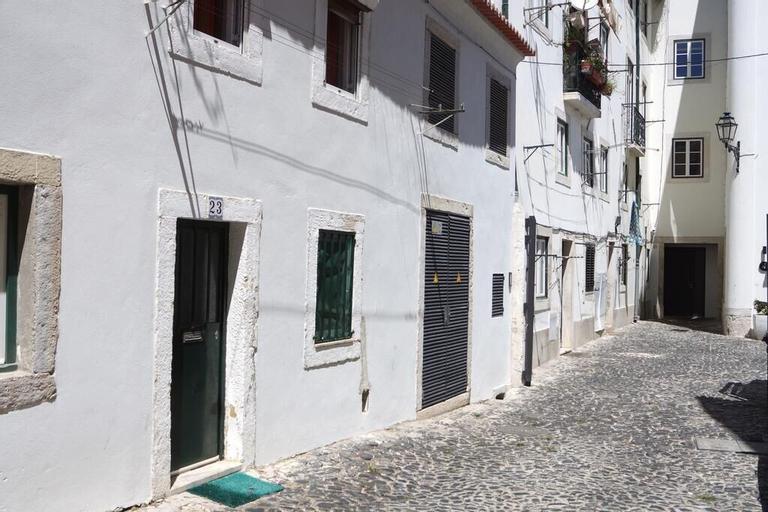 spacious apartment in alfama, Lisboa