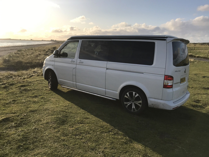 VW T5 Campervan Tiree, Argyll and Bute