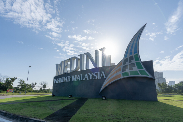 OYO Home 89736 Unbelievable 2br 1medini, Johor Bahru