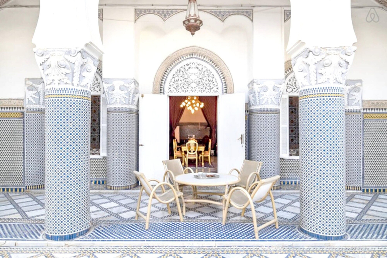 Apartment With 2 Bedrooms in Fes El Bali, Fes, With Enclosed Garden and Wifi, Fès