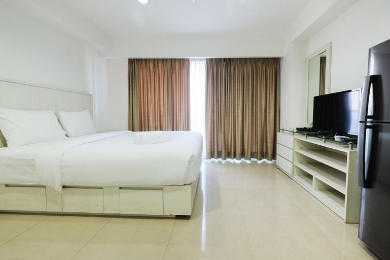 Exclusive Studio Tamansari The Hive Apartment in Strategic Location By Travelio, East Jakarta