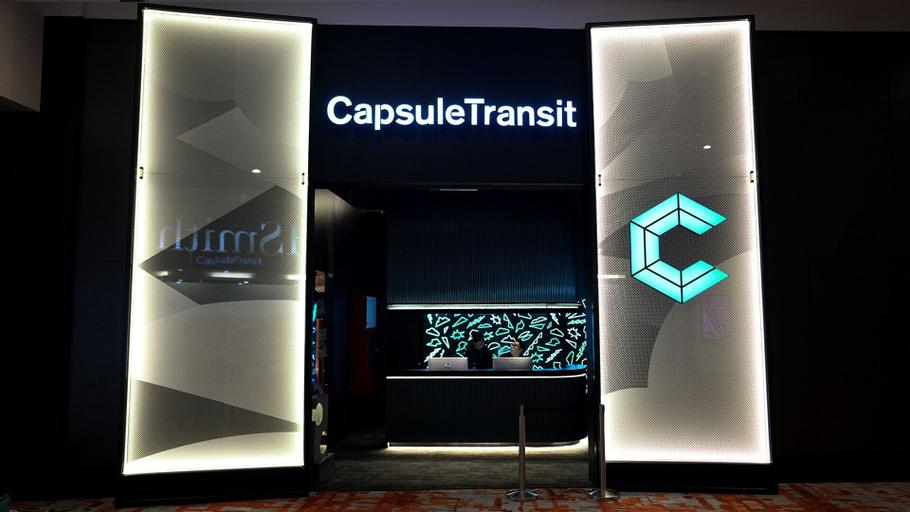 Capsule Transit KLIA2 Airside, Kuala Lumpur