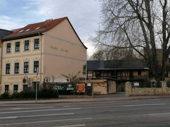 Gasthof Zur Rose, Weimar