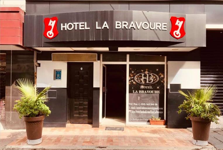 Hôtel La Bravoure, Bejaia