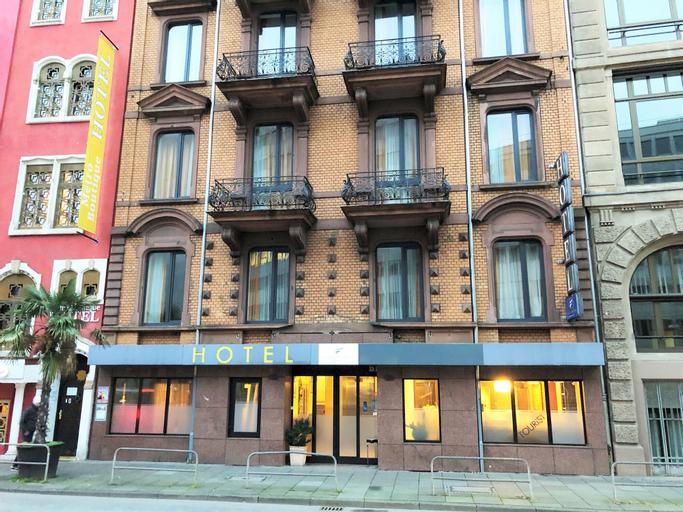 FrankAir Star Hotel Frankfurt City, Frankfurt am Main
