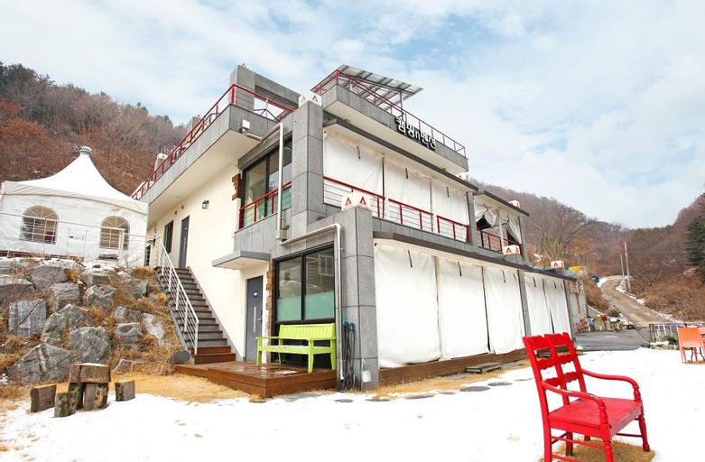 Camping n Pension, Hwacheon