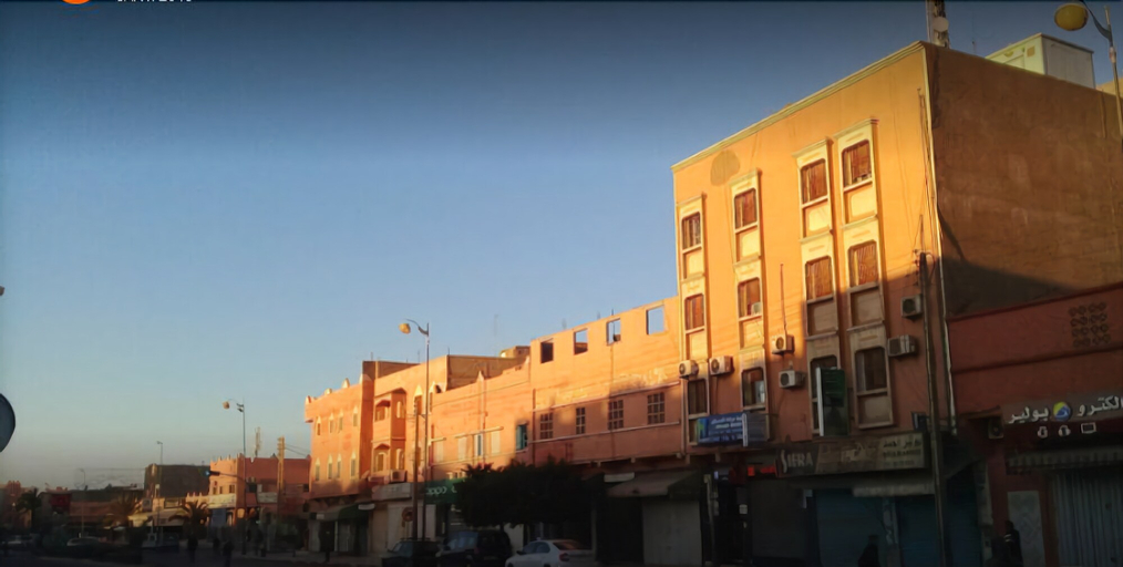 Hôtel Aljanoub, Guelmim