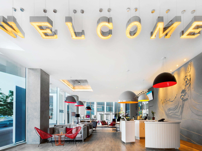 ibis Styles Dubai Airport Hotel,