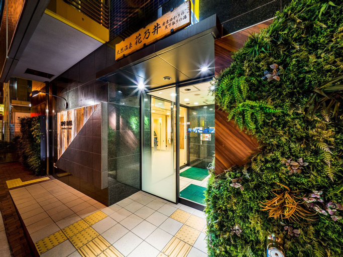 Super Hotel JR Shin-Osaka Higashiguchi, Osaka