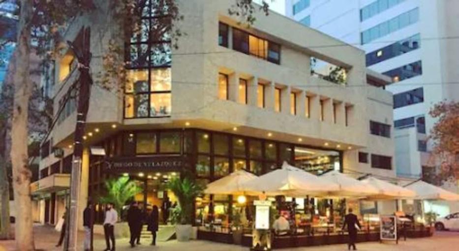 Hotel Diego de Velazquez, Santiago