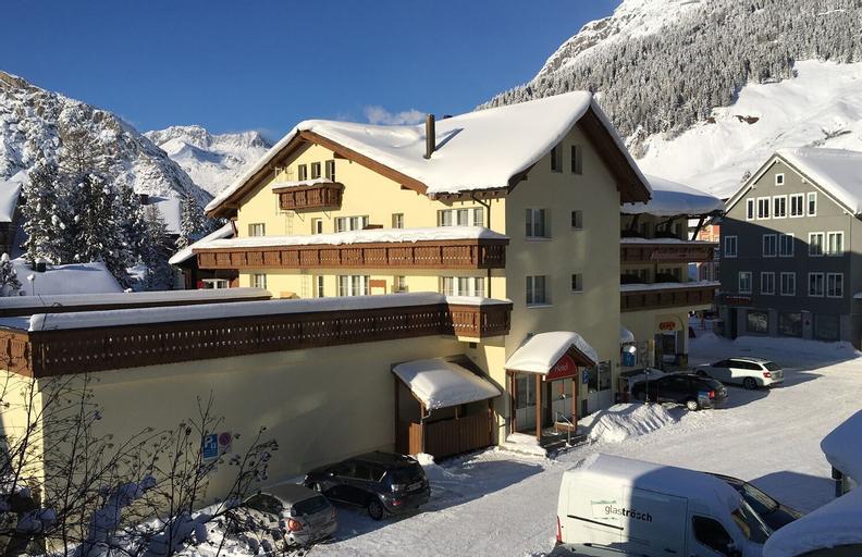 Alpenhotel Schlüssel, Uri