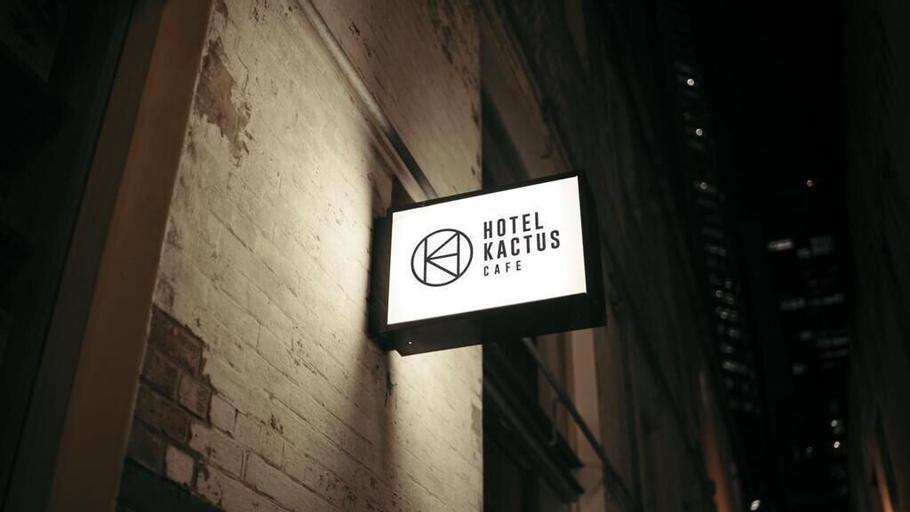 Kactus hotel, Sham Shui Po