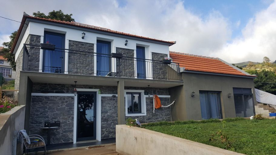House With 2 Bedrooms in Ponta do Sol, Madeira, With Wonderful sea View, Enclosed Garden and Wifi, Ponta do Sol