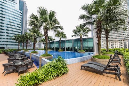 Saba Suites at Vortex KLCC Bukit Bintang Kuala Lumpur, Kuala Lumpur