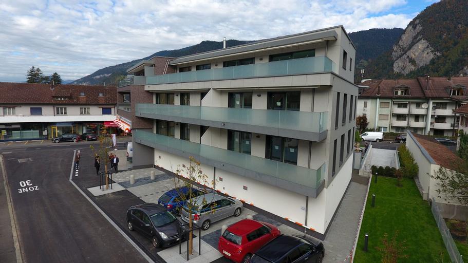 Apartment Rugenpark 5 by GriwaRent, Interlaken