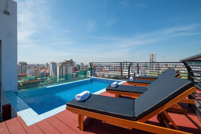 Colina Sky Hotel Phnom Penh, Mean Chey