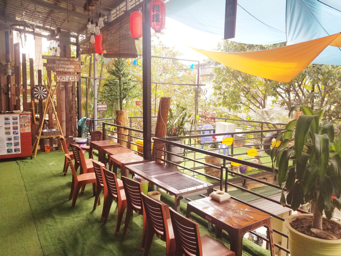 Codo Bee Capsule Garden - Hostel, Huế