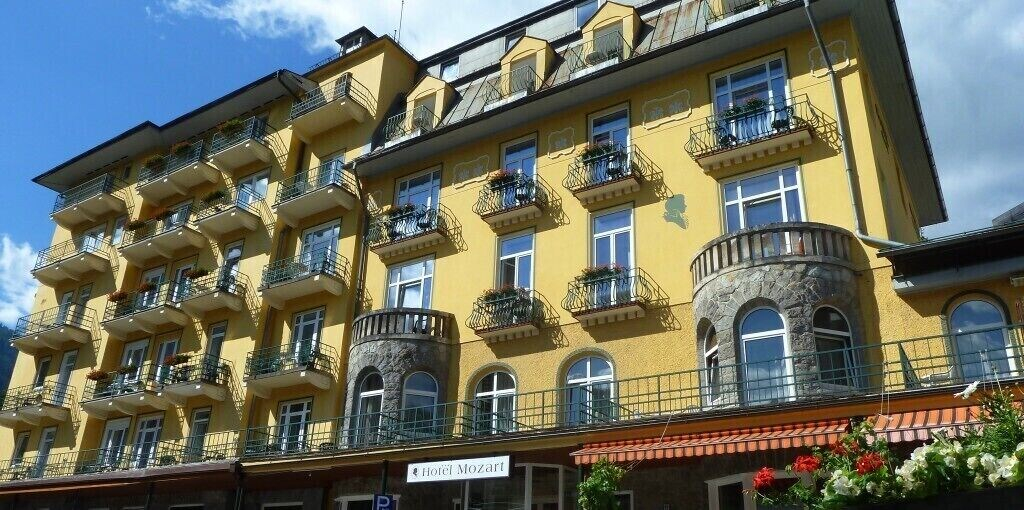 Hotel Mozart Bad Gastein, Sankt Johann im Pongau