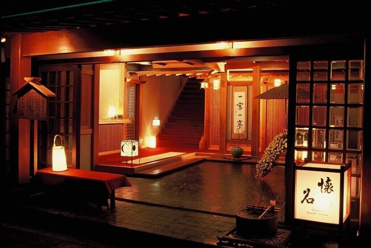 Kusatsuonnsenn Tenojiya, Kusatsu