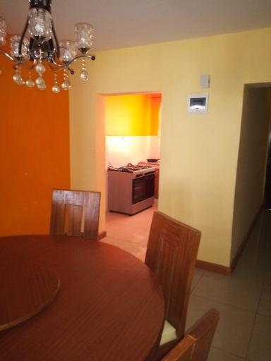 Eldoret Kings Square Apartments, Kapseret