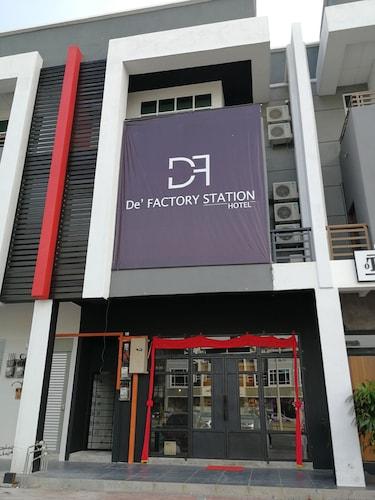 DFS Capsule Hotel, Malacca City