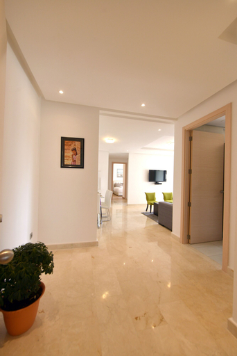 Hay Riad Apartments, Rabat