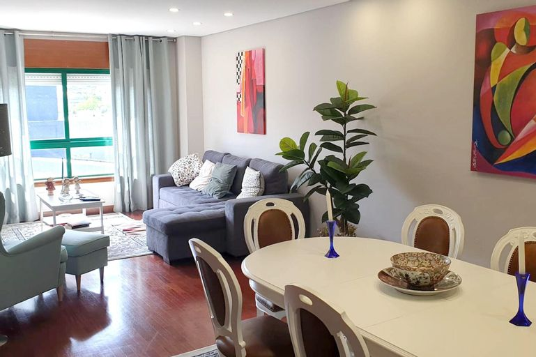 Apartment With 3 Bedrooms in Marco de Canaveses, Marco de Canaveses