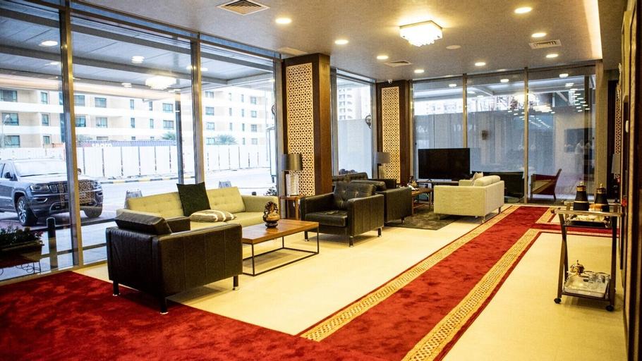 the 58 hotel sabah el salem,