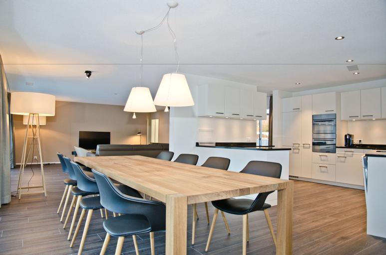 Apartment Rugenpark 8 by GriwaRent, Interlaken