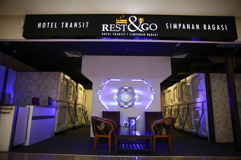 TBS Rest & Go Transit Motel - Hostel, Kuala Lumpur