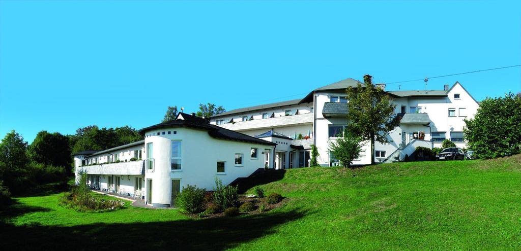 Berghotel Kristall, Birkenfeld