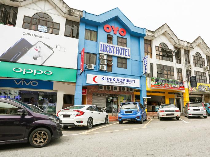 OYO 89406 Lucky Budget Hotel, Seremban