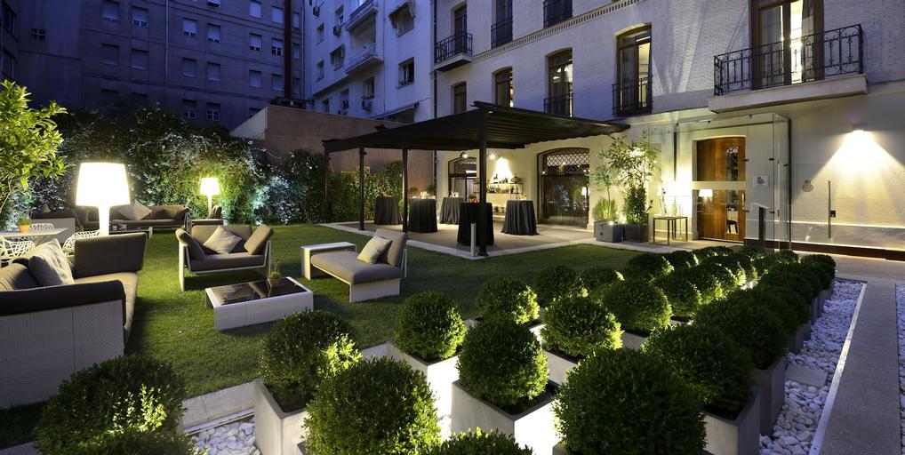 Hotel Único Madrid - Small Luxury Hotels of the World, Madrid
