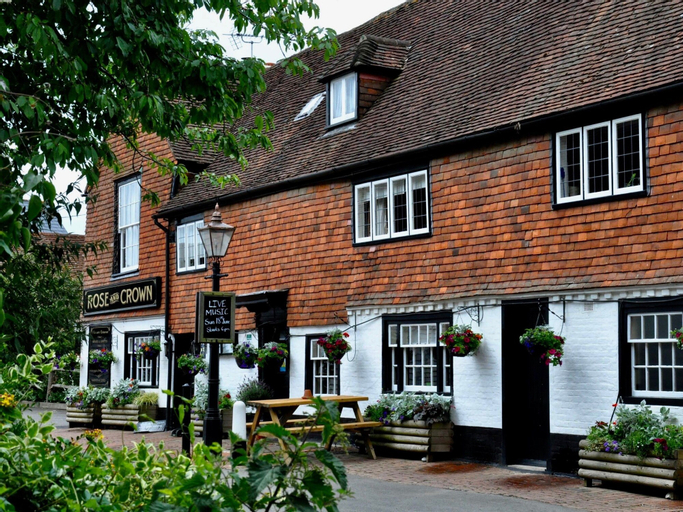 The Rose & Crown, East Sussex