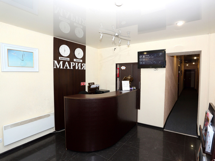 Maria Hotel, Krasnoyarsk