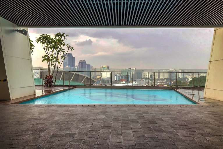 Luxurious Studio at Menteng Park Apartment By Travelio, Central Jakarta