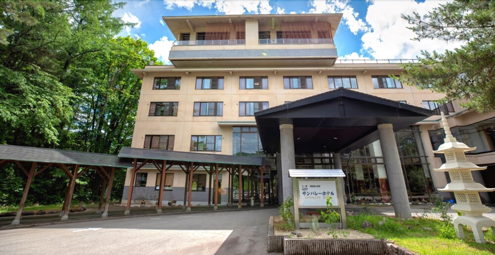 Kurobe Kanko Hotel, Ōmachi