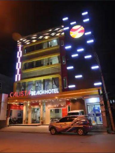 Calista Beach Hotel, Bau-Bau